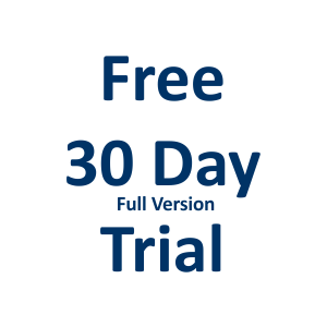 Free 30 Day Trial. A complete system with all the features for 30 days.